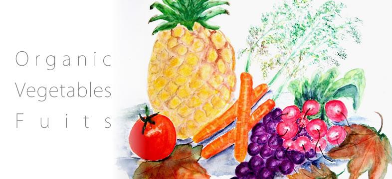 【Topics】食の安全を願う生産者ネットワークが提供する無農薬米・野菜・果物